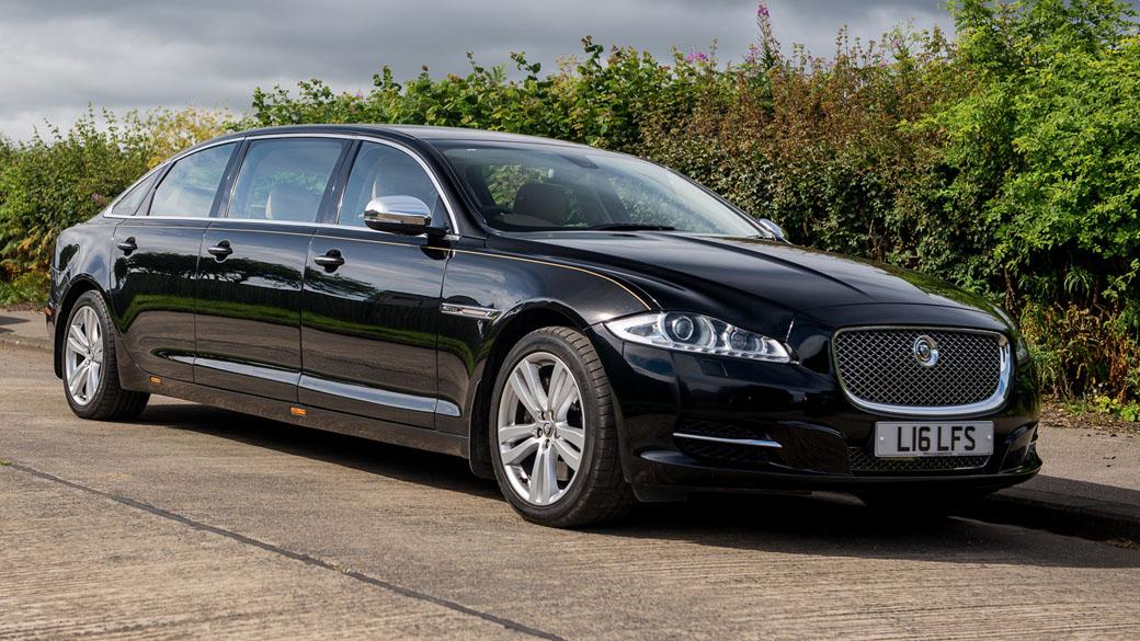 Jaguar Limousine £215