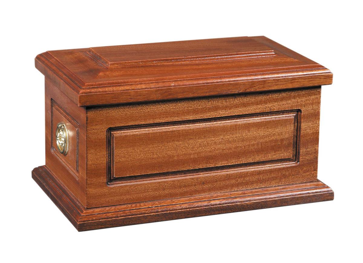 Newton ashes casket £70