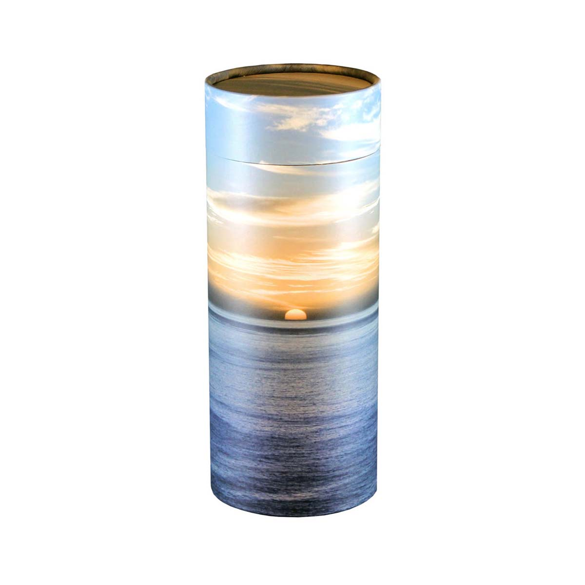 Ocean Sunset Scatter Tube