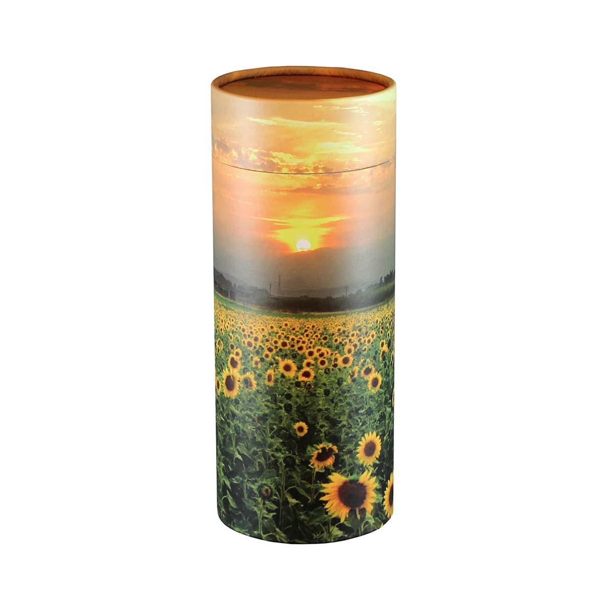 Sunflower Scatter Tube